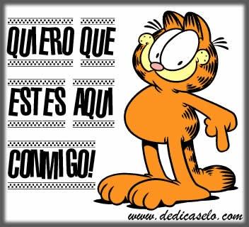 Garfield Frases