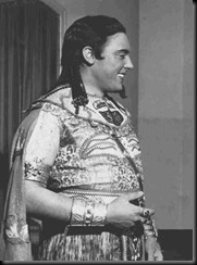 Mario del Monaco as Radamès, Teatro alla Scala
