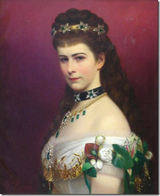 Lwowska_Galeria_Sztuki_-_Georg_Raab_-_Portrait_of_the_Empress_Elizabeth_-_Crop