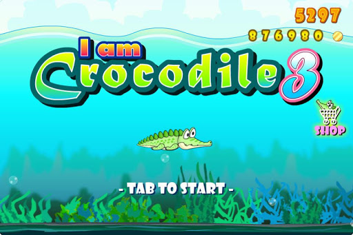 I am Crocodile 3
