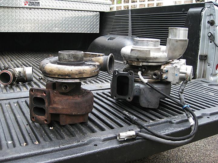 Holset Hx35 vs Hx40 vs HE351VGT turbos? - Diesel Place
