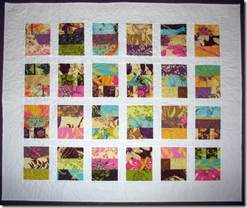 Spring free quilt pattern