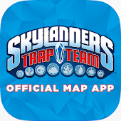 Skylanders Trap Team Map App