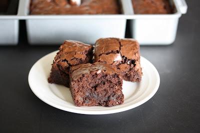 Baker's Edge Brownies