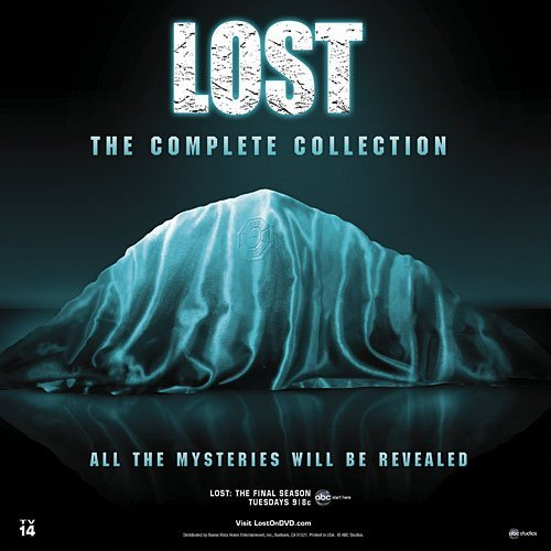 photo of Lost dvd cover