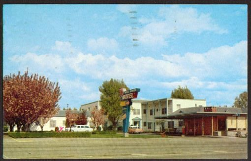 photo of the Rose Manor Motel