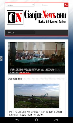 Berita Informasi Cianjur
