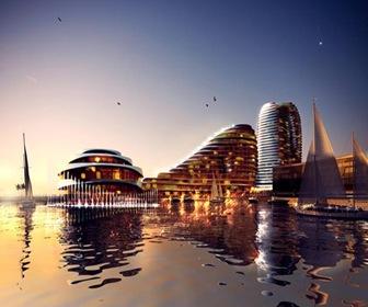 Arquitecto-norman-foster-Development-Abu-Dhabi