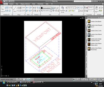 CURSO AUTOCAD 3D ONLINE gratis Asignar un UCS a un Viewport