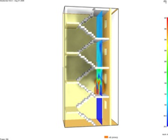 CYPE-Ingenieros-software-simulacion-fuego-escaleras