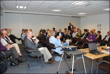 Geanimeerde parallelsessie cross-sectorale samenwerking c.q. netwerksamenwerking: hoe ver willen we gaan om het belang van onze klant voorop te stellen?