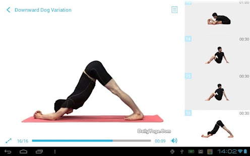 Daily Yoga for Back - screenshot thumbnail