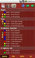 Screenshot of Akıllı Takvim Free + Widgets