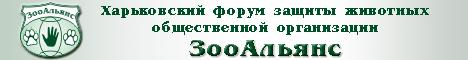 Форум защиты животных, г.Харьков