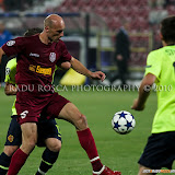 UEFA Champions League 2010/11. CFR Cluj - FC Basel 2-1