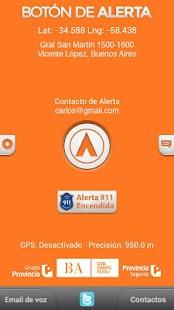 Boton de Alerta - screenshot thumbnail
