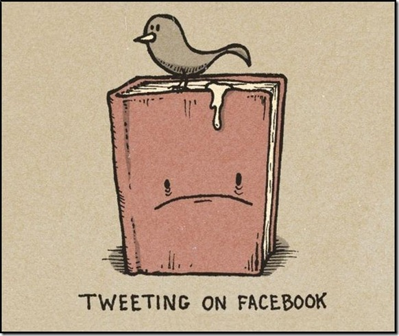 Tweeting on Facebook [800x600]