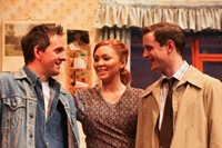 Blood Brothers - Stephen Palfreman, Natasha Hamilton and Simon Willmont