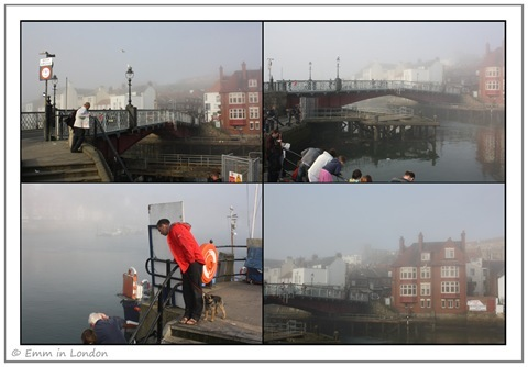 Whitby Swing Bridge