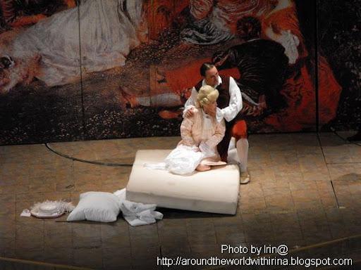 Around the world with Irina: Le Nozze di Figaro-Mozart