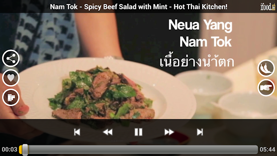 Thai Food by ifood.tv - screenshot thumbnail