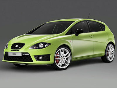 Seat will bring to Frankfurt the most powerful version Leon Cupra