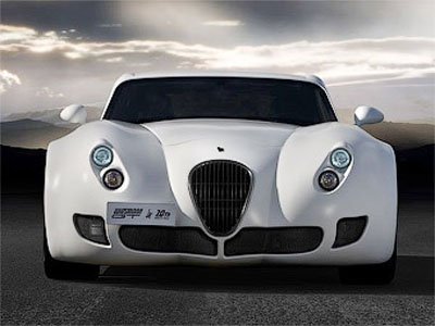 The most powerful roadster Wiesmann will show in Frankfurt