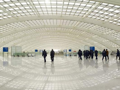 International Airport, Beijing