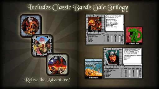 The Bard's Tale Android