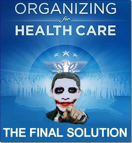 Organizing for Ameirca Health Care