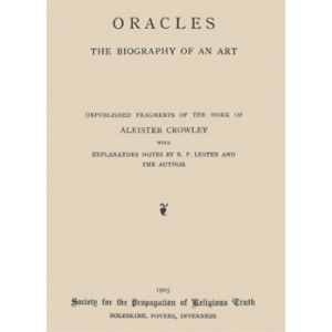 Oracles Cover