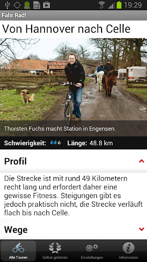 【免費健康App】Fahr Rad!-APP點子