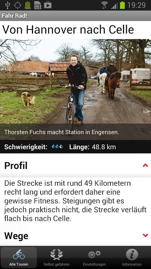Fahr Rad! - screenshot