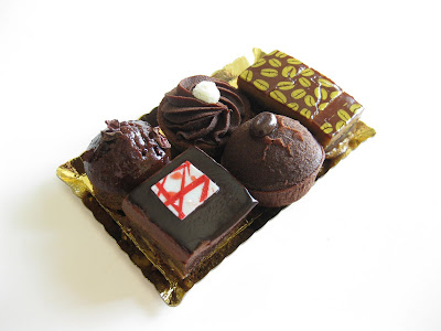Opera Cafe & Patisserie Part 2- Desserts