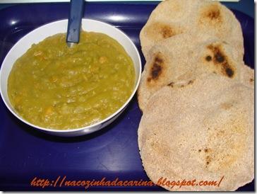 dal-e-chapati