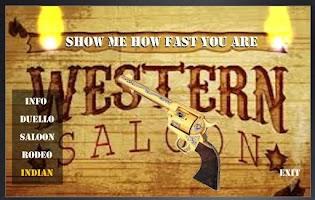 Screenshot of Western Gold Game 3