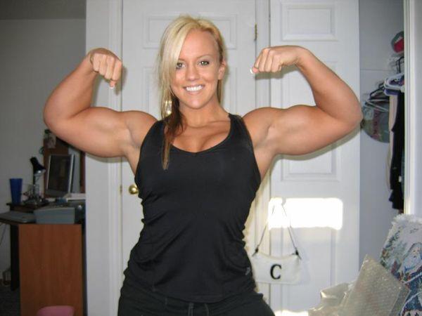 Bodybuilding blog: Pump Girls