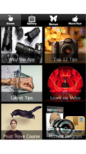 Best Photography Tips & Ideas - screenshot thumbnail