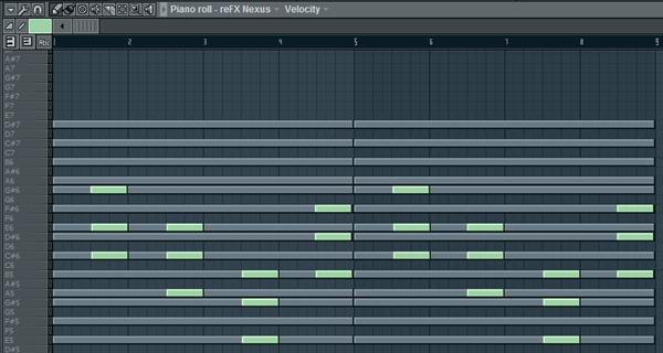 Piano piano chords fl studio : FL Studio Tutorial - Composing Chord Progressions (like Basshunter)
