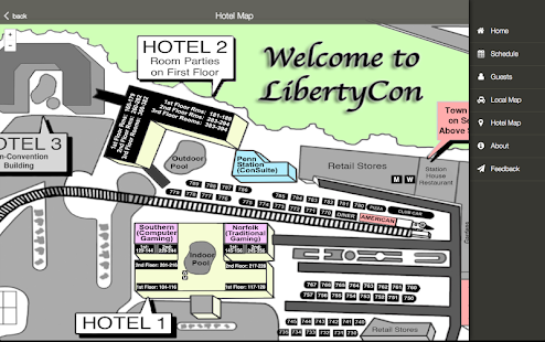LibertyCon- screenshot thumbnail