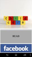 Screenshot of Audiobook - Childcare