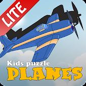 Kids Puzzle - Planes Lite