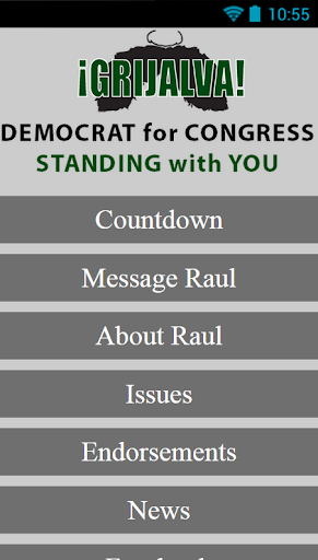 Stand With Raul