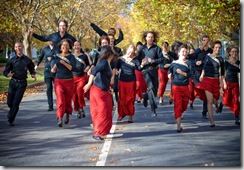 Stellenbosch choir