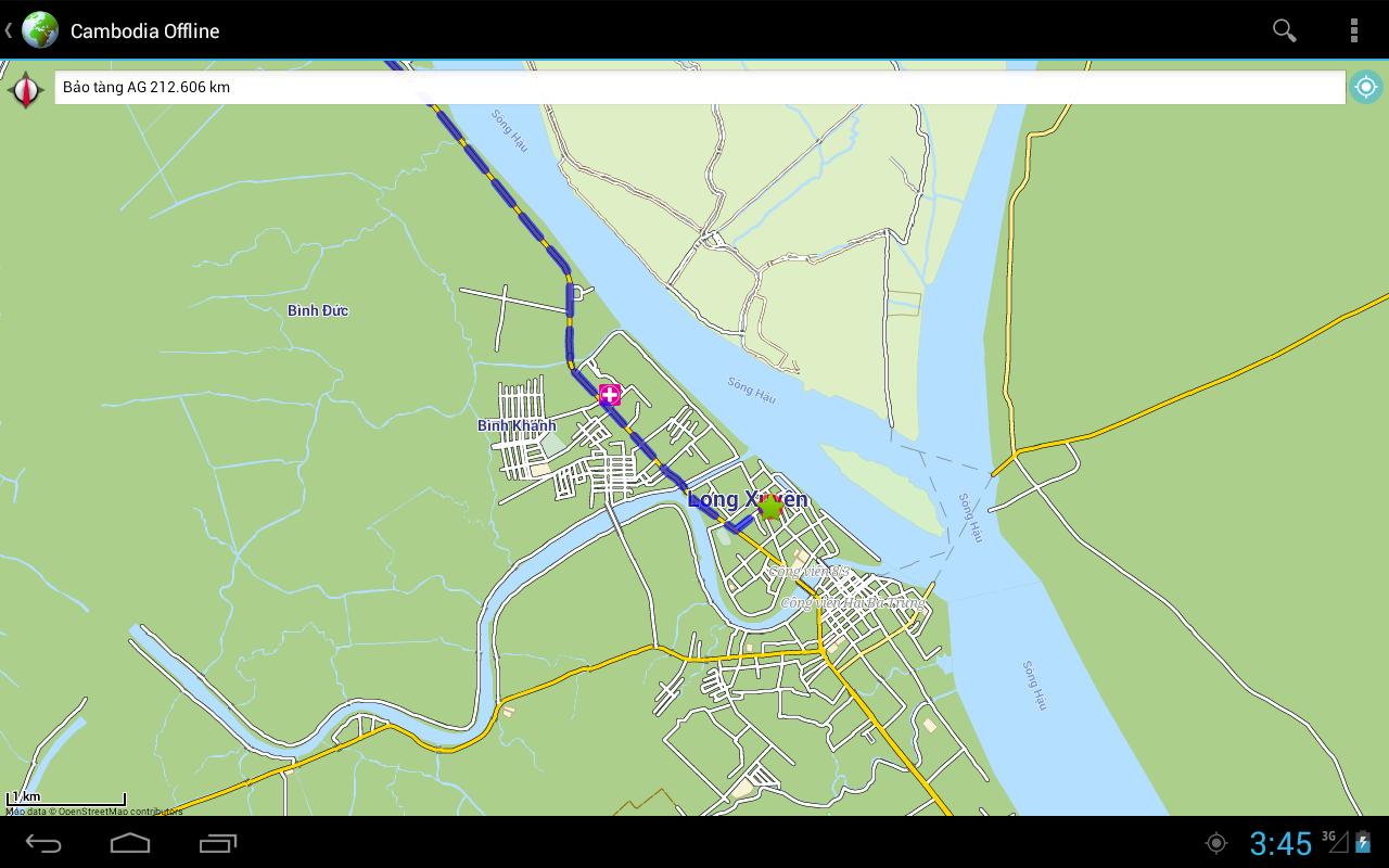 offline map cambodia screenshot. offline map cambodia  android apps on google play