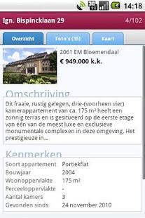 HuizenZoeker - screenshot thumbnail