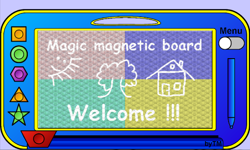 Magical Magnetic Board