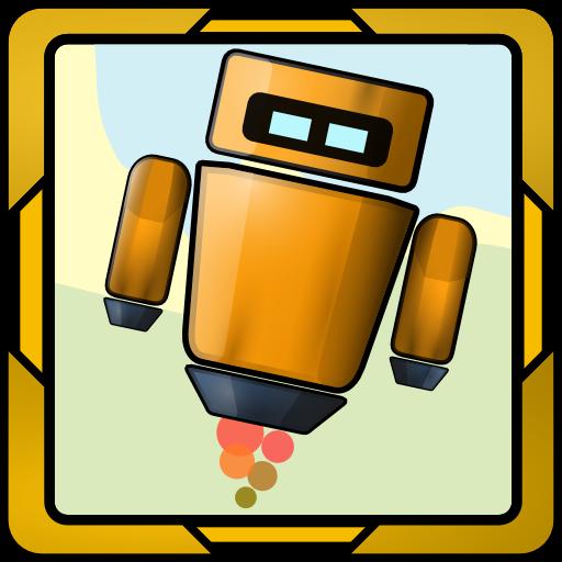 火箭機器人 冒險 App LOGO-APP開箱王