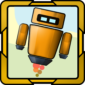 Rocket Robot for PC and MAC