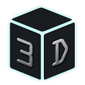 Bouncy 3D Cubes Live Wallpaper icon